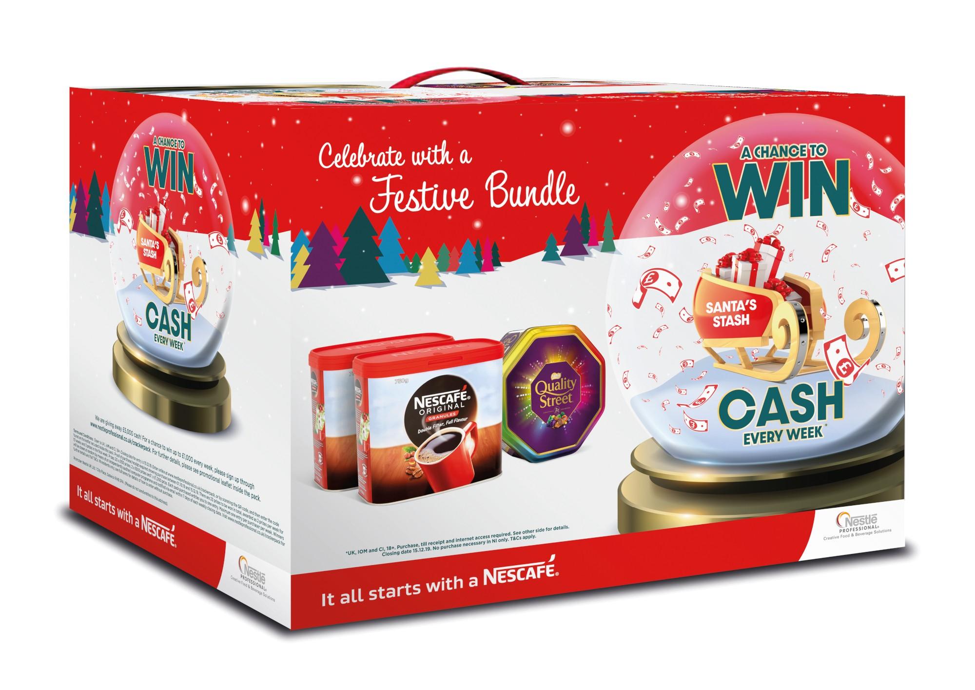 Nescafe Original Cracker Pack